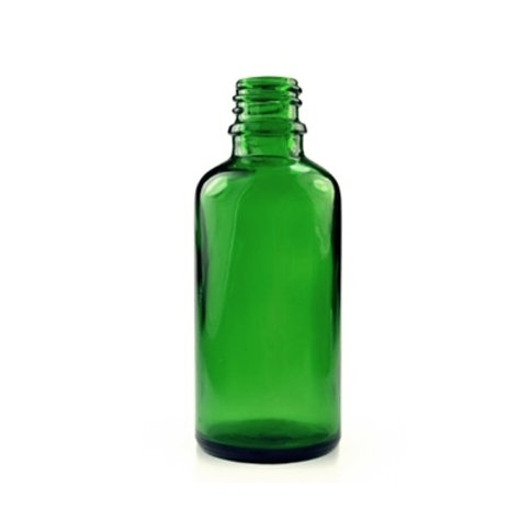 Essential Oil Bottle (Green)