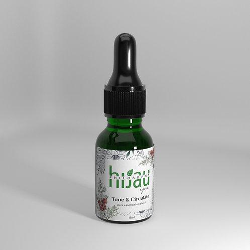 Tone & Circulate Therapeutic Spa Blend
