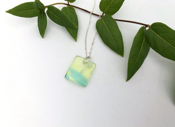 Glass Pendant