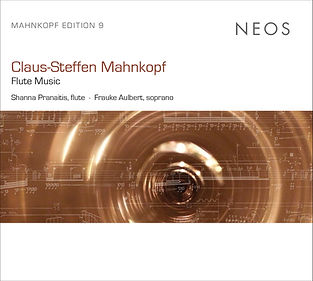 NEOS Mahnkopf Flute Music