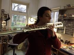 New Bass Flute!