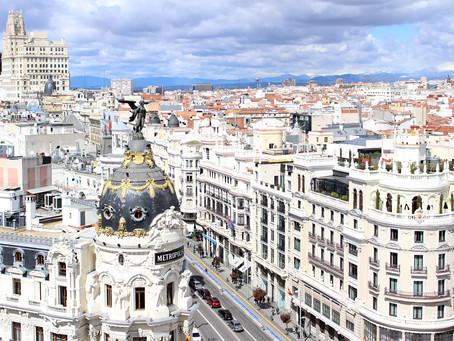 MADRID - MINI GUIDA TRA INTERIOR, FOOD E DESIGN