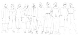 Line Up_Collection bw.jpg