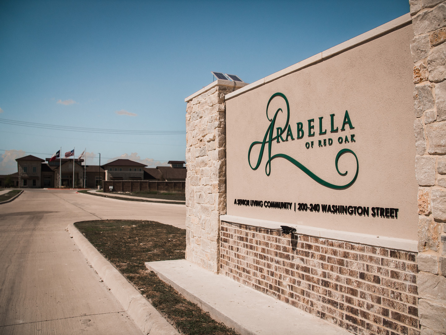 Terradyne provided Construction Material Services for Arabella Oaks in Red Oak Texas.