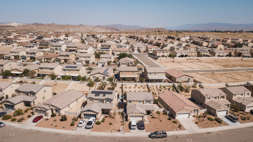 Terradyne provided Geotechnical Engineering services for various LGI Homes in Victorville California.