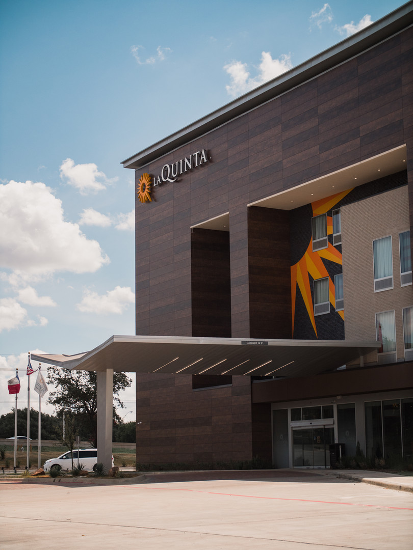 Terradyne provided Geotechnical Engineering services for La Quinta Inn and Suites in Lewisville Texas.