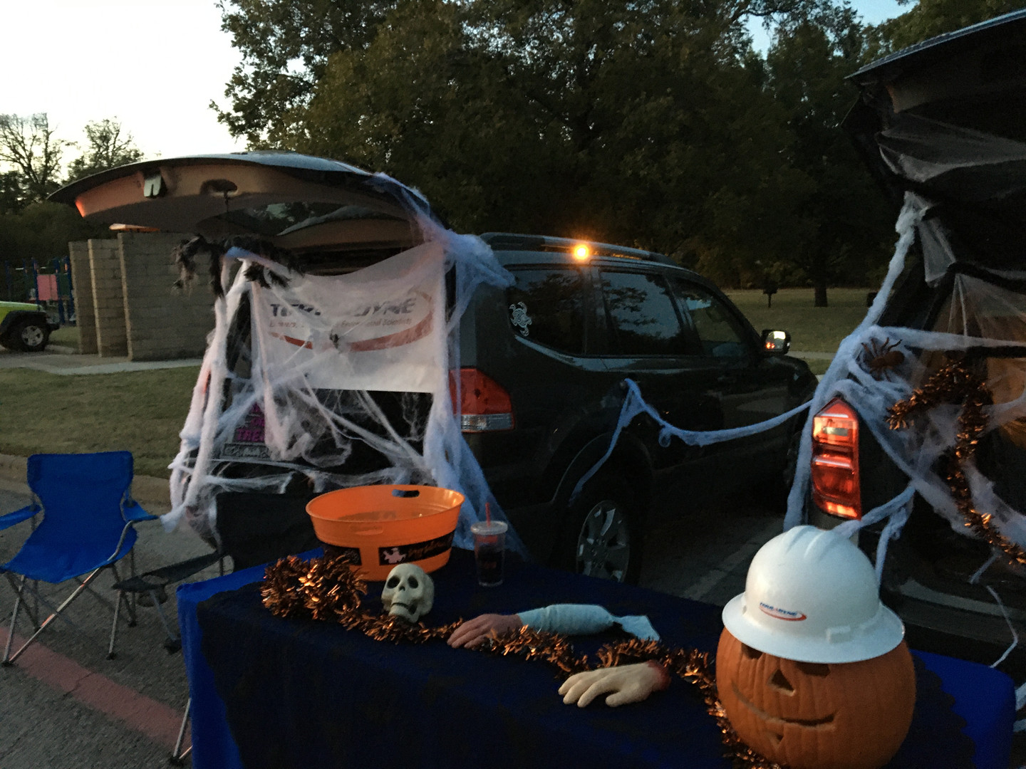 City of Euless Trunk or Treat event.
