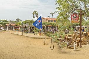 rua de areia