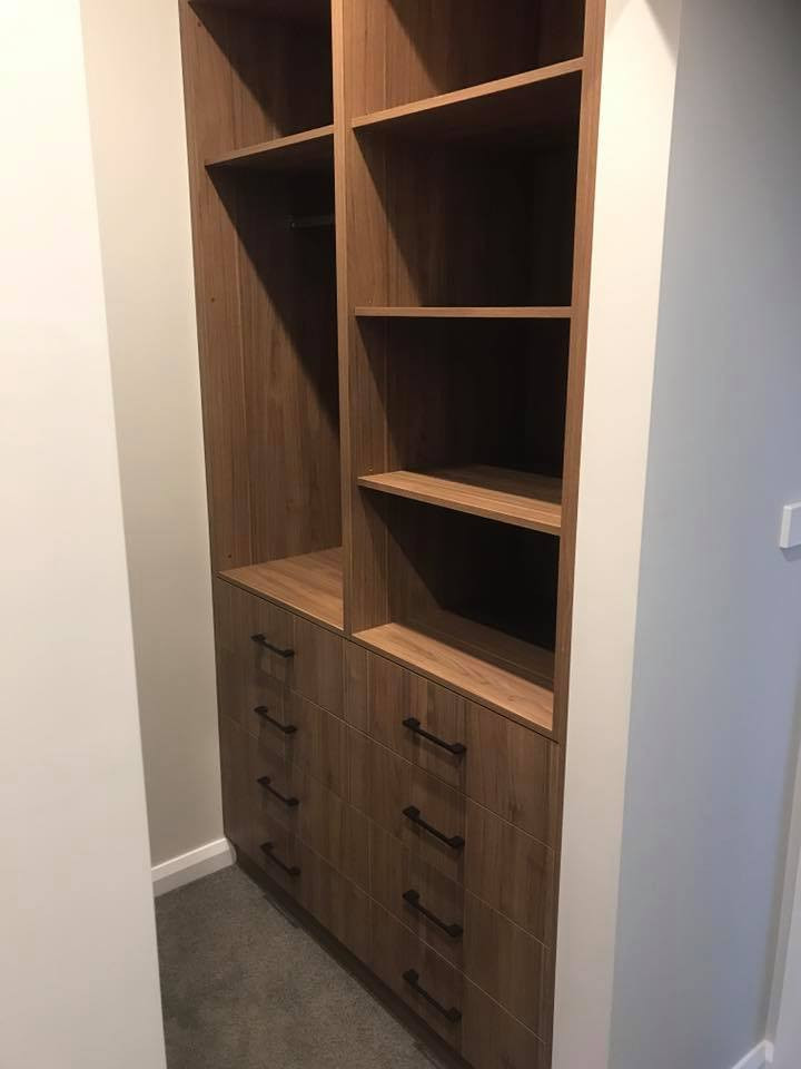 Walk In Robe Timber Inserts