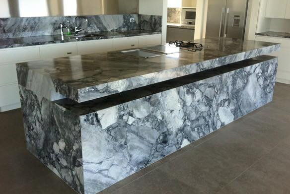 Granite with Feature Top