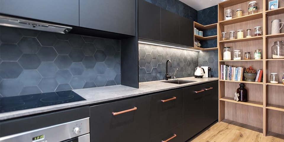 Lamiex Doors Kitchen