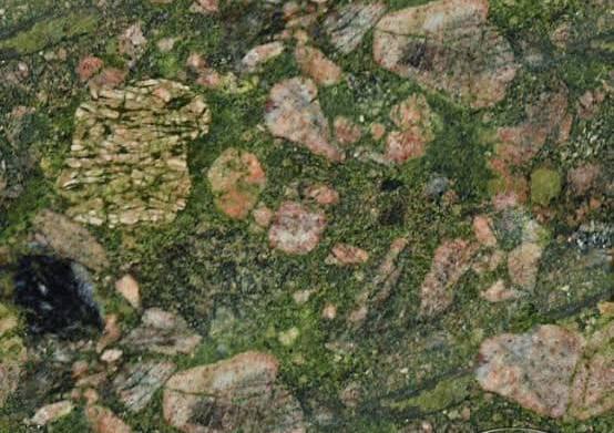 Granite Benchtop Green