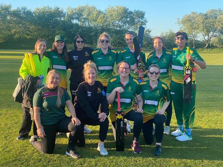 Sefton Park women finish the season as Invincibles