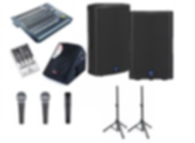 PA System Hire Nottingham