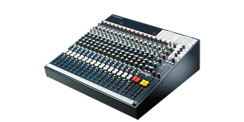 Mixing Desk Hire Nottingham