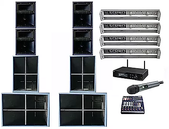 PA Hire Nottingham Pa System Hire Nottingham