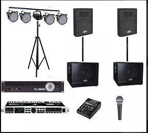 Wedding PA Package www.baysoundsystems.com
