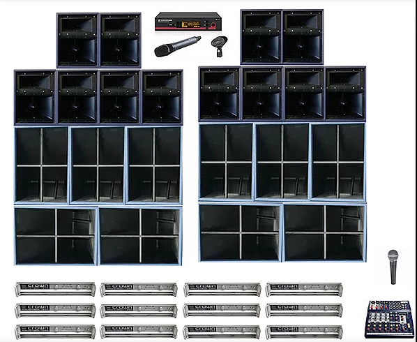 Sound System Hire In Nottngham