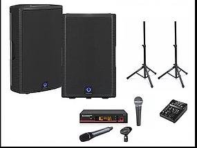 sound system hire nottingham