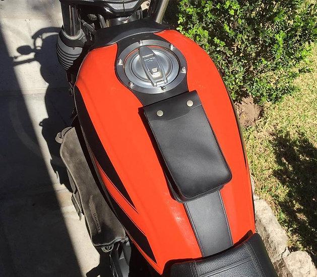 Corbata de Depósito Ducati Scrambler Black / Ducati Fuel Tank Belt