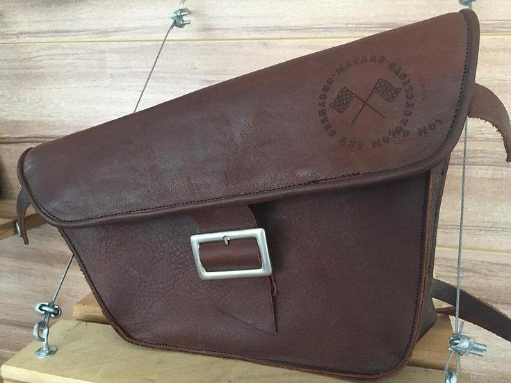 Alforja solo Bag Marrón Africano / African Brown Saddlebag
