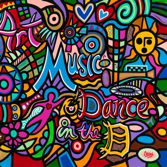 Art, Music, Dance in the D