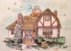 Hobbit House, W King Edward Ave