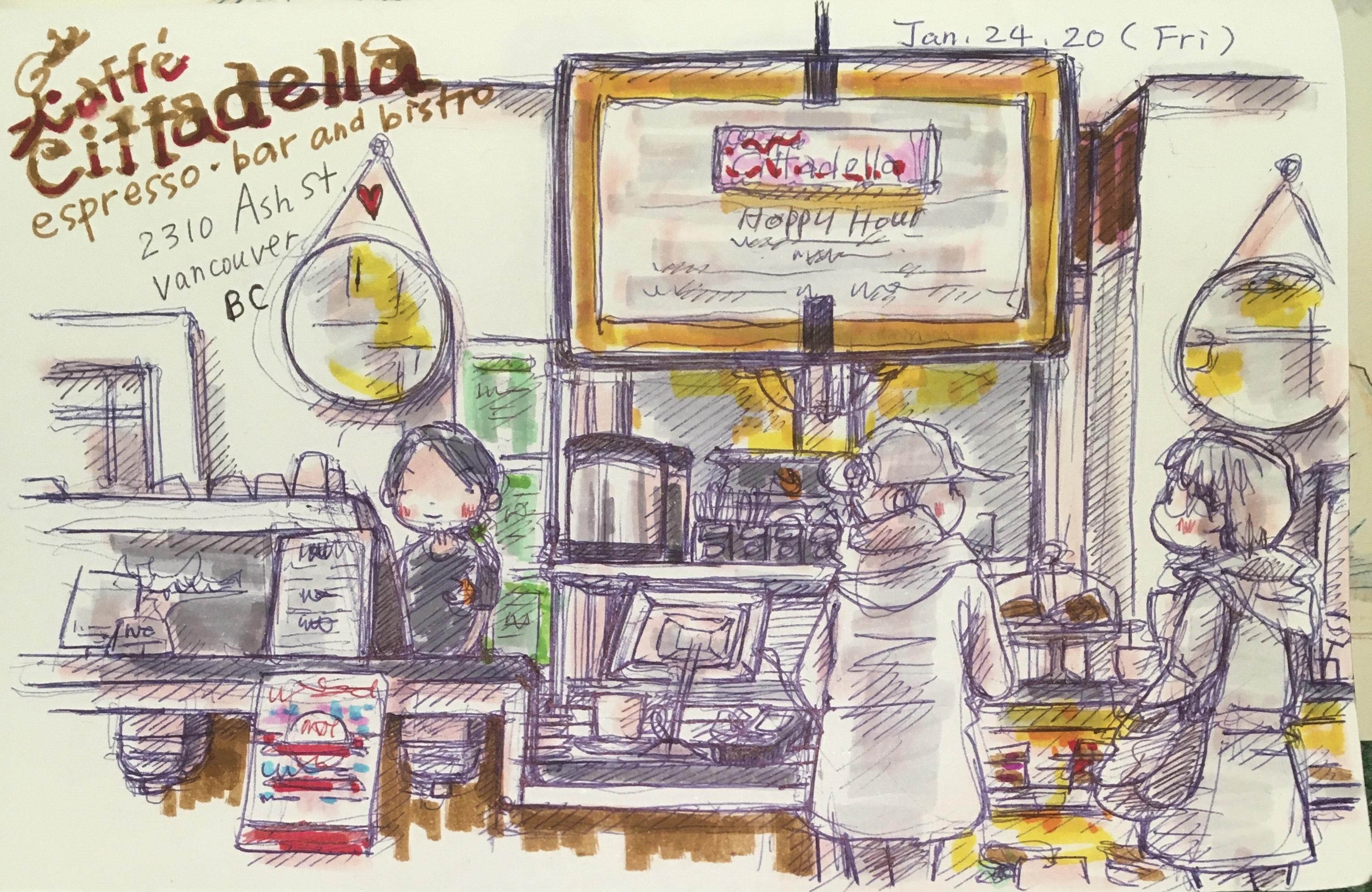 Cafe Cittadella