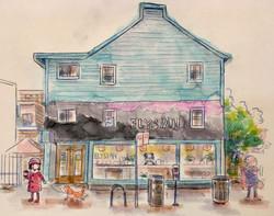 Elysian Coffee Roasters, W Broadway