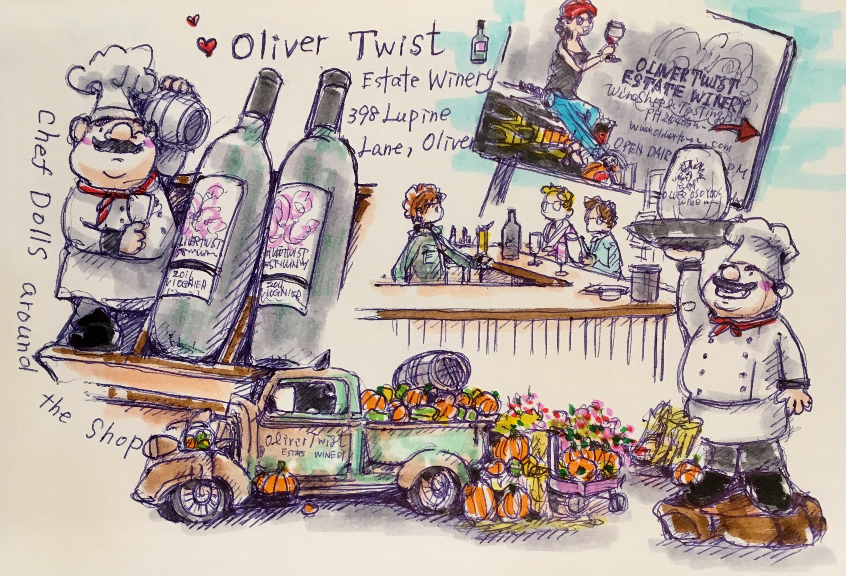 Oliver Twist Winery