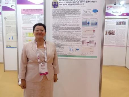 6-9 сентября 2018 года состоялся конгресс Азиатско-Тихоокеанской лиги ревматологов.