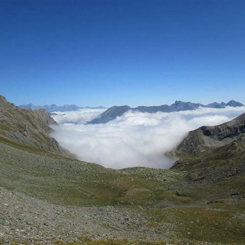Via Alpina Blu