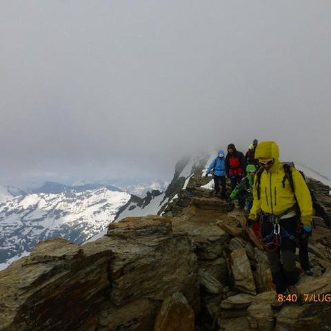 Testa del Rutor - Valle d'Aosta - 6-7/07/2019