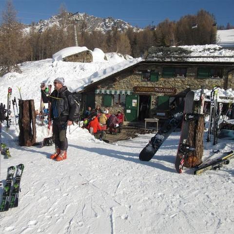 Scialpinismo in Valmalenco - 31/01/2018