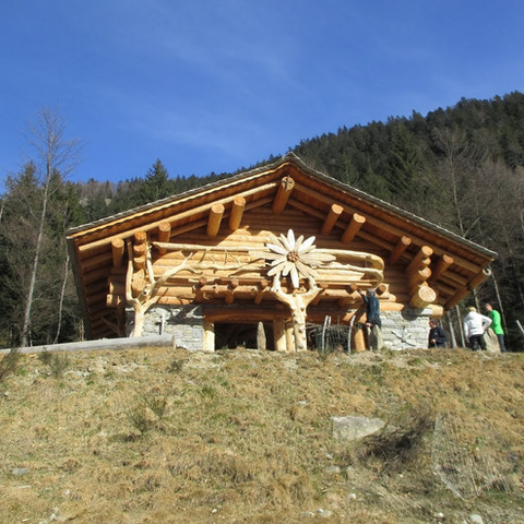 Val Gerola - Pescegallo e Laveggiolo