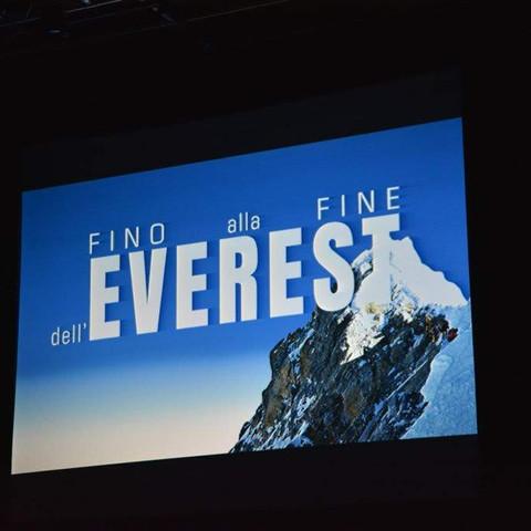 Serata Alpinistica Everest