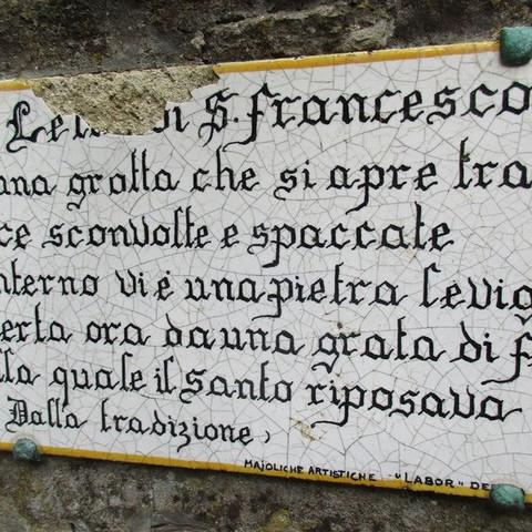 La Via di Francesco