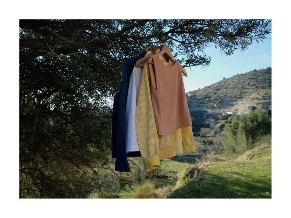 Naturally Dyed Collection