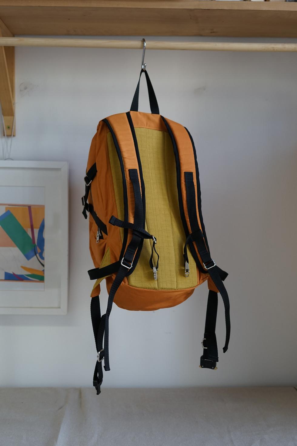 Martin's Backpack