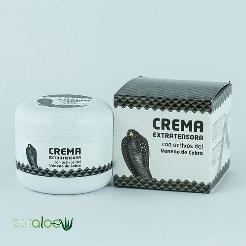 Crema Extratensora con activos del Veneno de Cobra