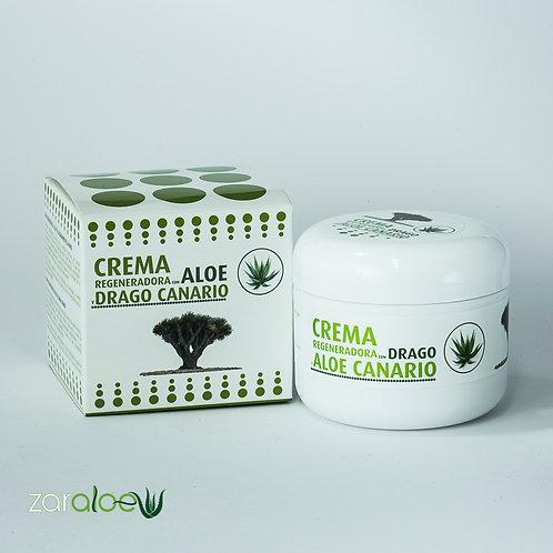 Crema Regeneradora de Aloe + Drago Canario