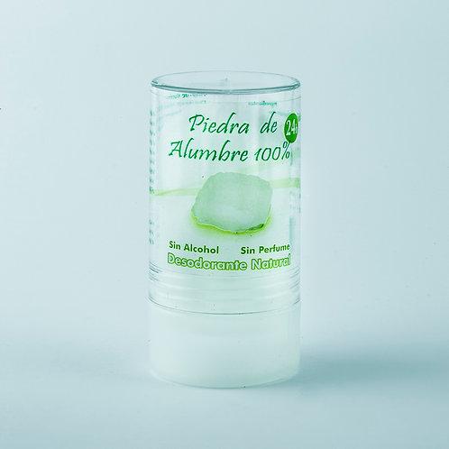Desodorante Natural Alumbre de Potasio 120 gr.