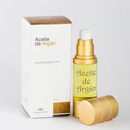 Aceite de Argán Puro 100%. 35 ml.