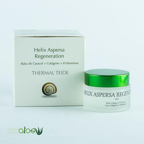 Gel de Helix Aspersa (Regenerador). 50 ml.