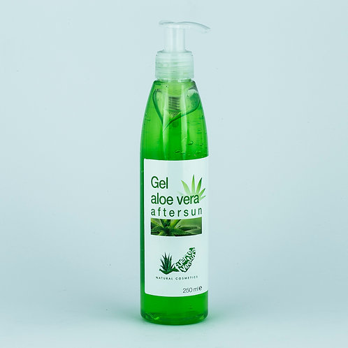 Aftersun Gel Aloe Vera Puro. 250 ml.