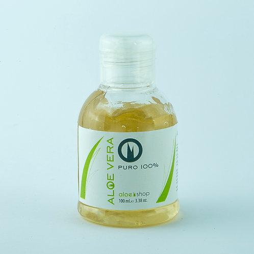 Gel Puro de Aloe Vera 100% - 100 ml