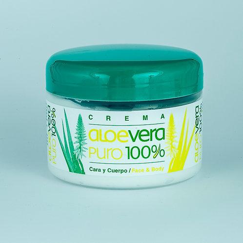 Crema Aloe Vera Puro 100%. 250 ml.