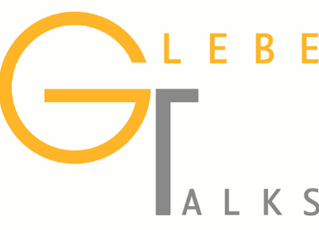 GlebeTalks is THIS Wednesday evening!