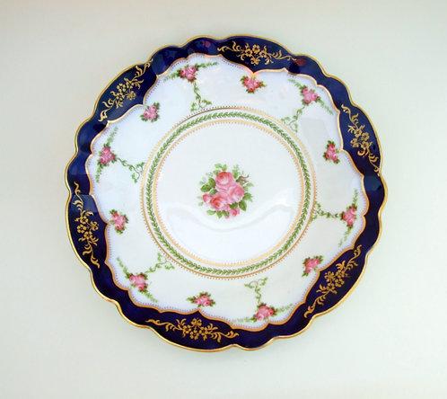 An Edwardian George Jones Dish by Harrods.
