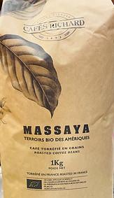 Merveilleux café Massaya Bio de la Maiso